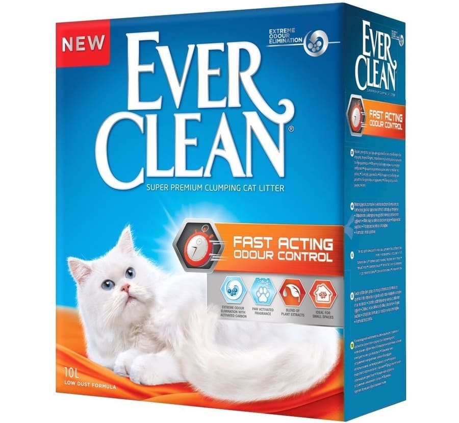 Ever Clean New