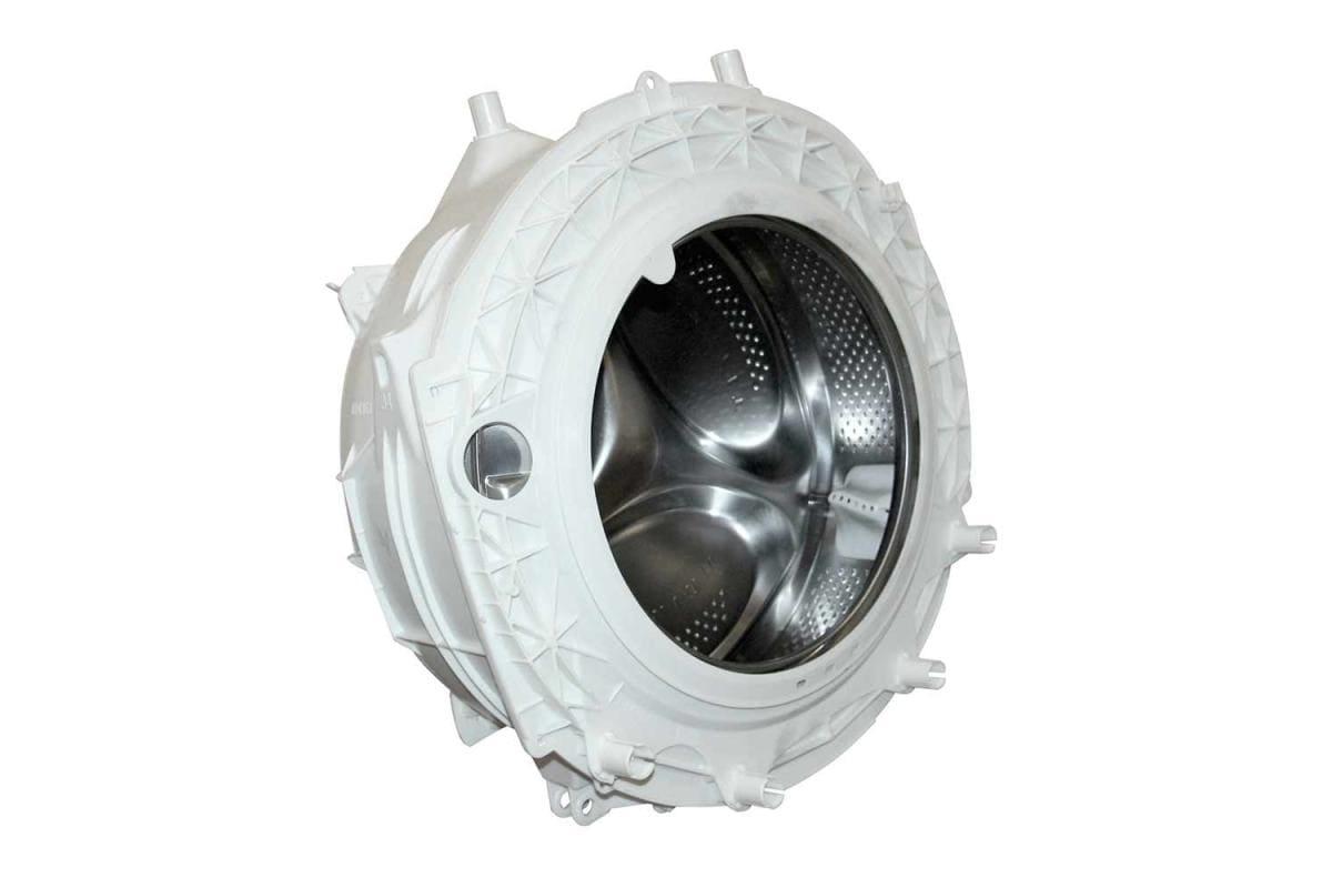 Из каких материалов изготавливают барабаны стиральных машин
